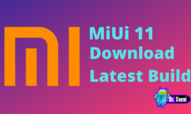 Install MIUI 11 On Any Xiaomi Smartphone