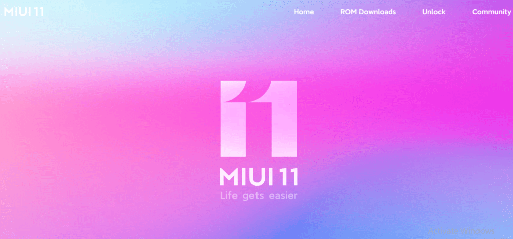 official website - Unlock bootloader of Xiaomi Devices