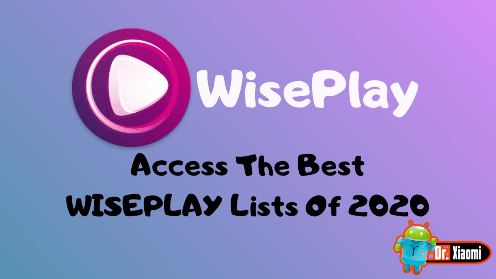 Access The Best WISEPLAY Lists Of 2020