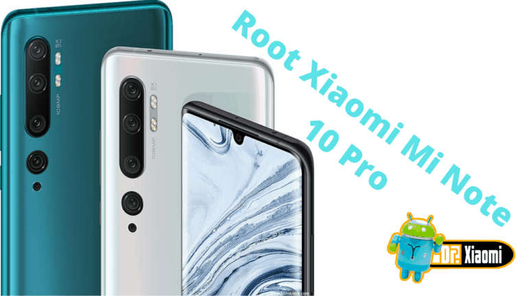 Root Xiaomi Mi Note 10 Pro – Latest Magisk Manager