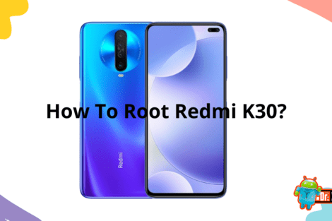 Root Redmi K30