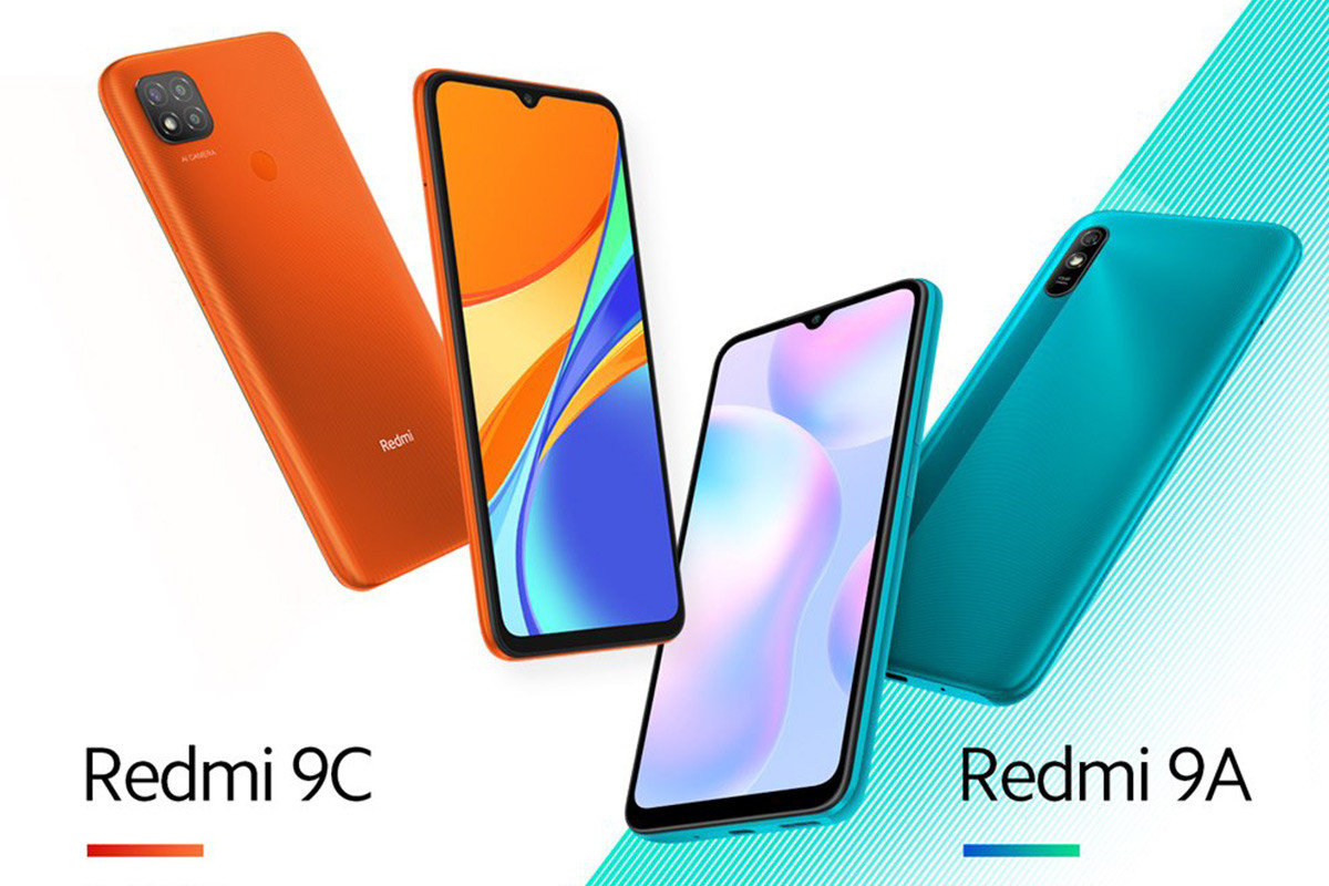Xiaomi Redmi 9A and Xiaomi Redmi 9C