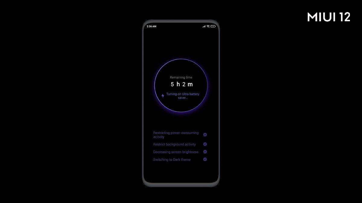 MIUI 12 apps