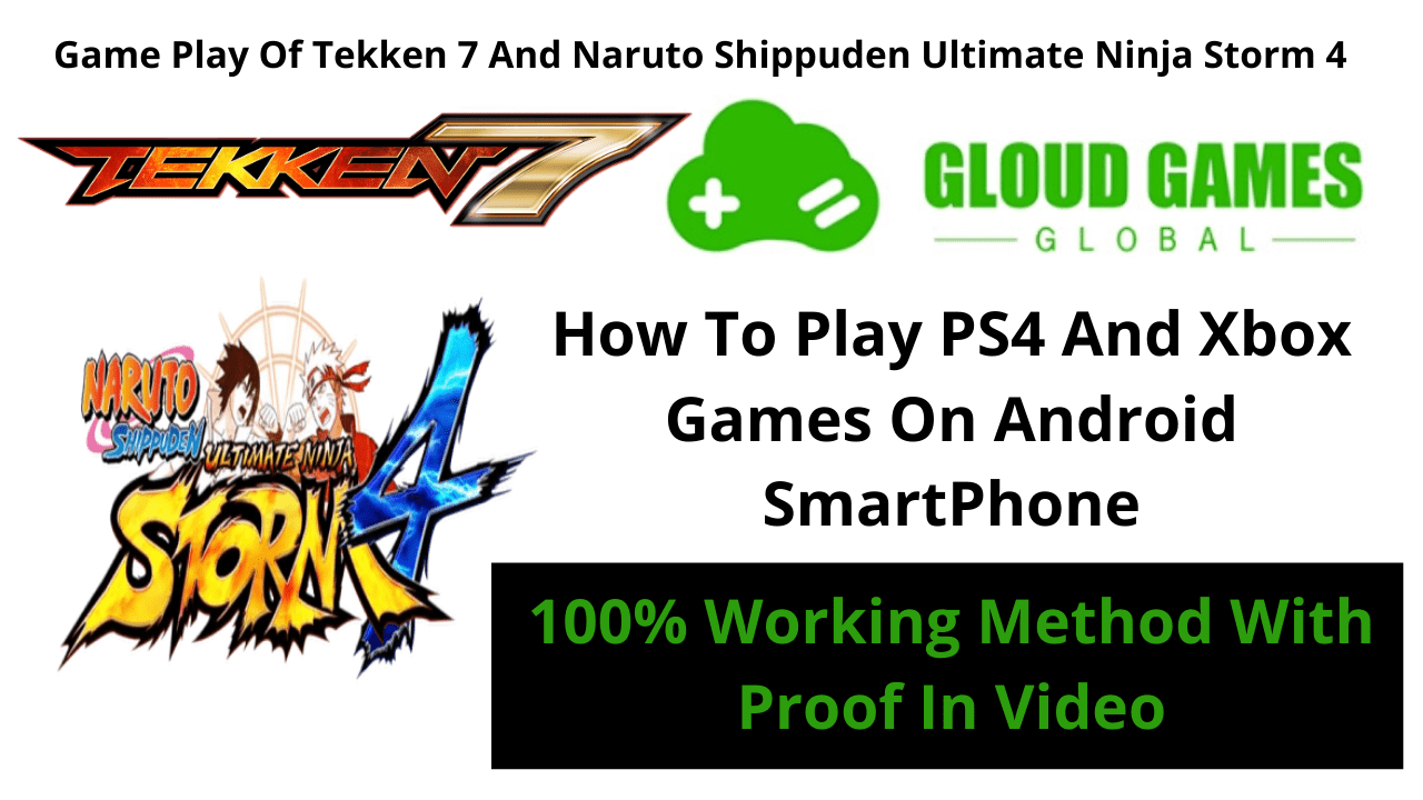How To Play PS4 And Xbox Games On Android SmartPhone