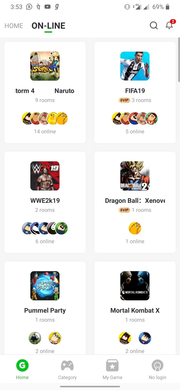 Gloud Games APK 3