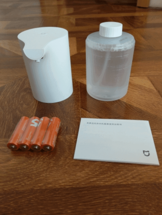 Xiaomi soap dispenser automatic