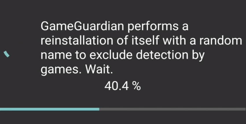 6. Extracting Data of Game Guardian APP