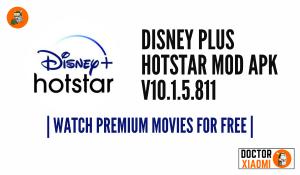 Disney Plus Hotstar MOD APK V10.1.5.811