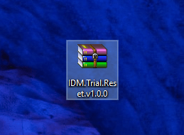 Download IDM Reset Tool