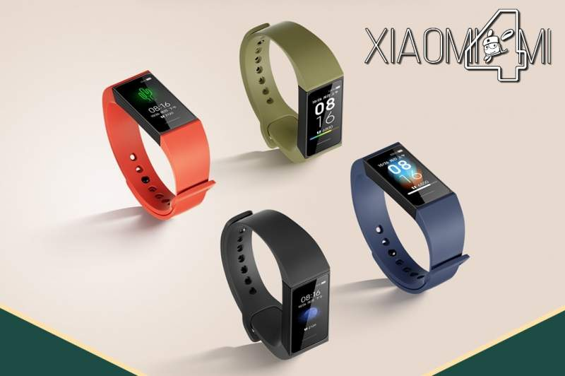 Xiaomi Mi Band 4C, a well-known that becomes official by changing its name