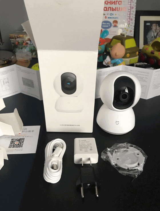 xiaomi security camera