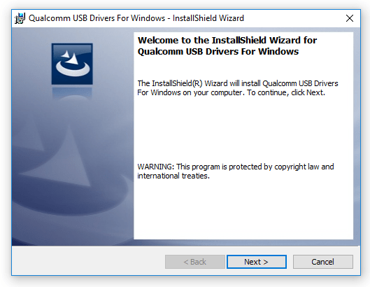 Qualcomm USB Drivers Direct 4