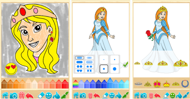 16_coloring_princess_game