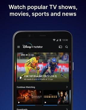 Download Hotstar Mod Apk for IPL 2020 2