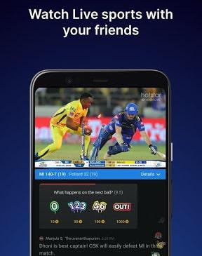 Download Hotstar Mod Apk for IPL 2020 5