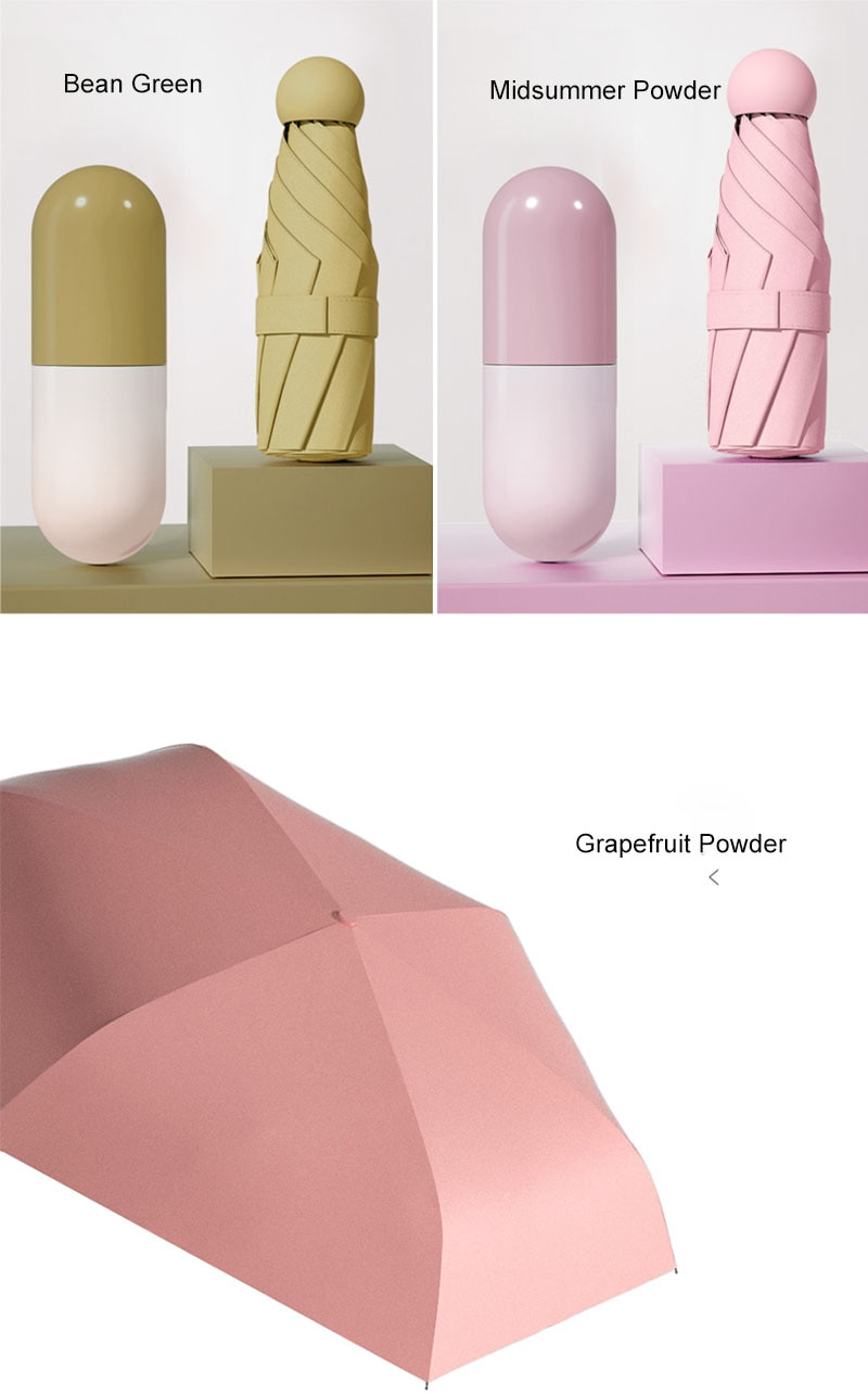 This umbrella that Xiaomi has sold on Youpin is very small and has become a bestseller