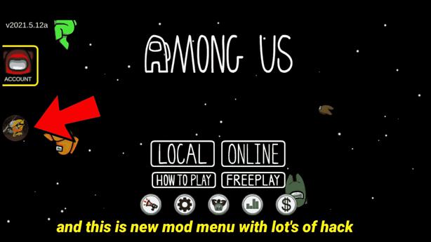 Among Us Mod APK 1