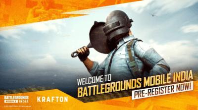 Battlegrounds Mobile India v1.0 Screenshot 1