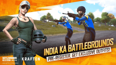 Battlegrounds Mobile India v1.0 Screenshot 2