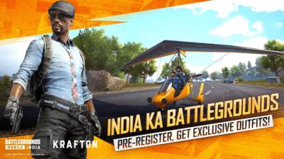 Battlegrounds Mobile India v1.0 Screenshot 3