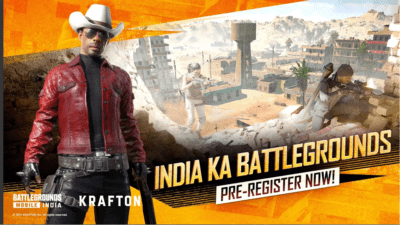 Battlegrounds Mobile India v1.0 Screenshot 4