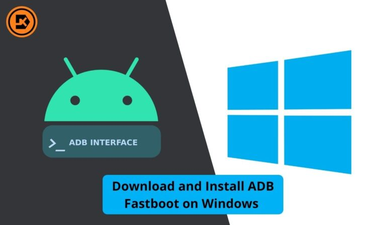 Download and Install ADB Fastboot on Windows