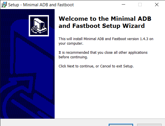 Install ADB and Fastboot 1