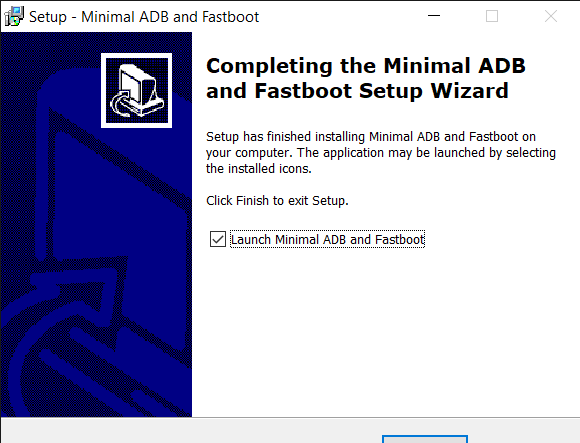 Install ADB and Fastboot 5