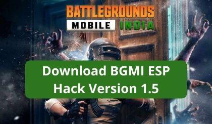 Download BGMI ESP Hack Version 1.5