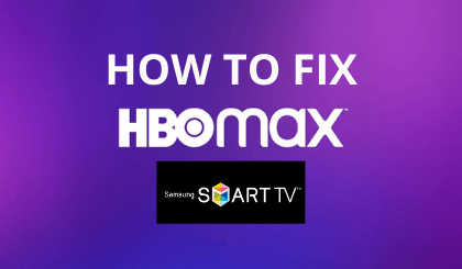 Fix HBO Max App Not Working